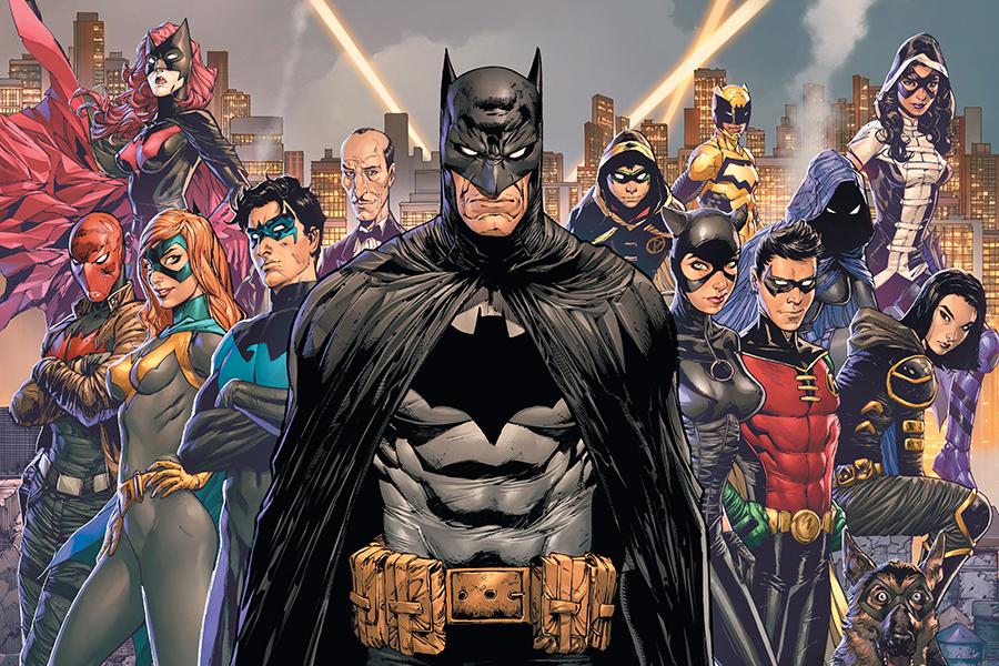 Top 10: Personajes que le debemos a Detective Comics Batman Day 2020
