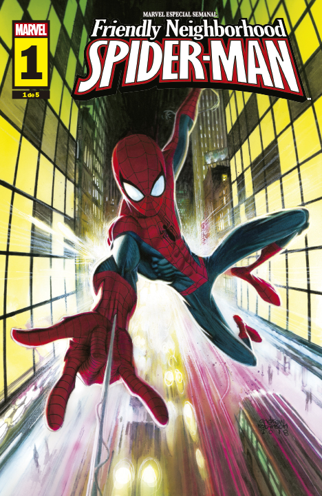 Friendly Neighborhood Spider-Man #1 (de 5)