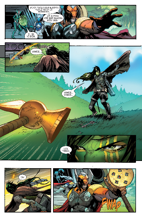 Guardians of the Galaxy (2019- ) #4