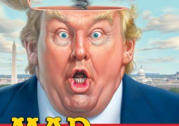 MAD Locos por Trump