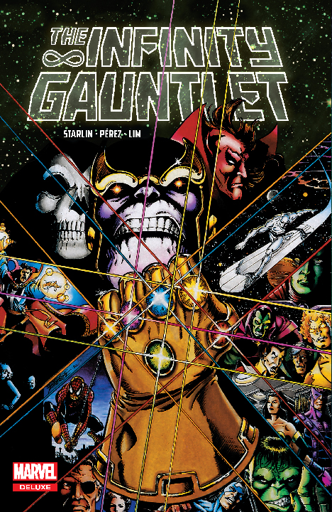 Marvel Deluxe: The Infinity Gauntlet