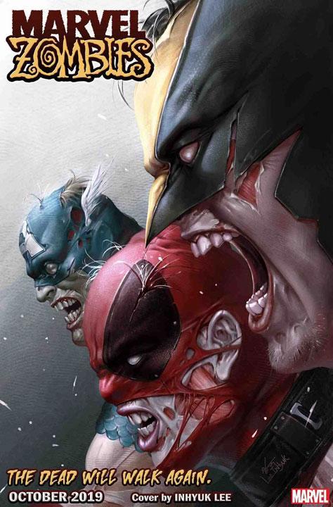 ¡El terror de Marvel Zombies estará de regreso!