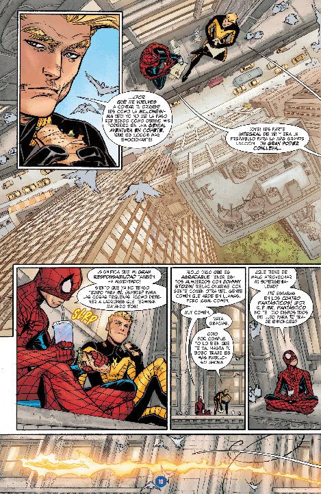 Peter Parker: The Spectacular Spider-Man: En el crepúsculo