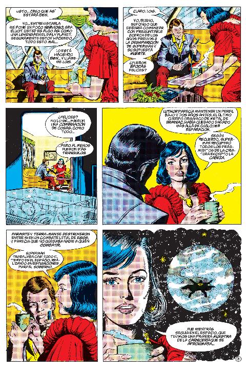 Superman Action Comics: ¿Qué sucedió con el Hombre del Mañana?