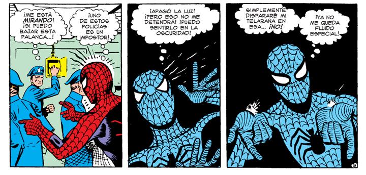 ¿Cómo funciona el sentido arácnido en Spider-Man: Far From Home?