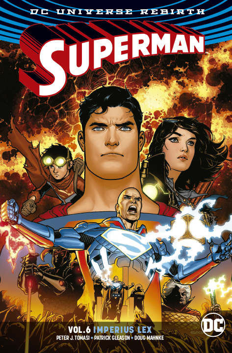 Superman Vol. 6: Imperius Lex