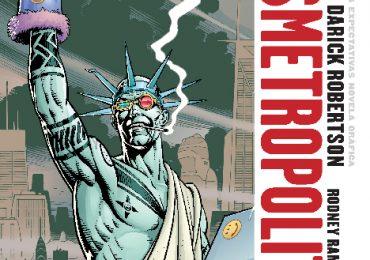 Transmetropolitan Vol. 3: El año del bastardo