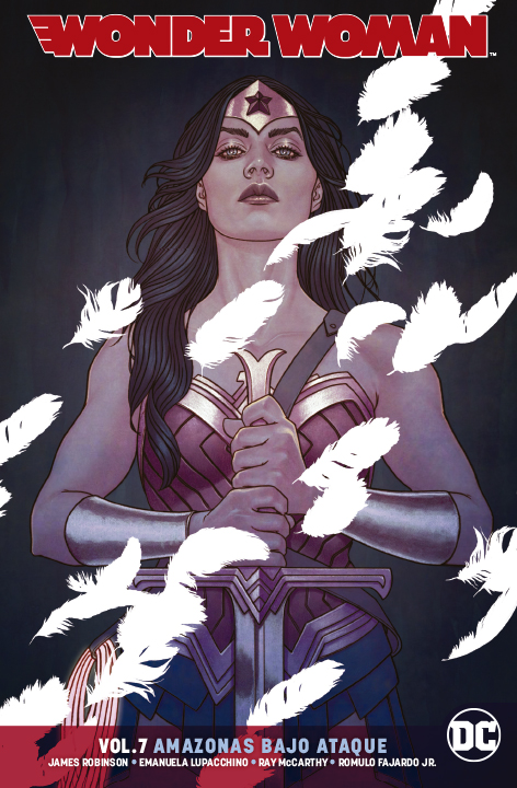 Wonder Woman Vol. 7: Amazonas Bajo Ataque