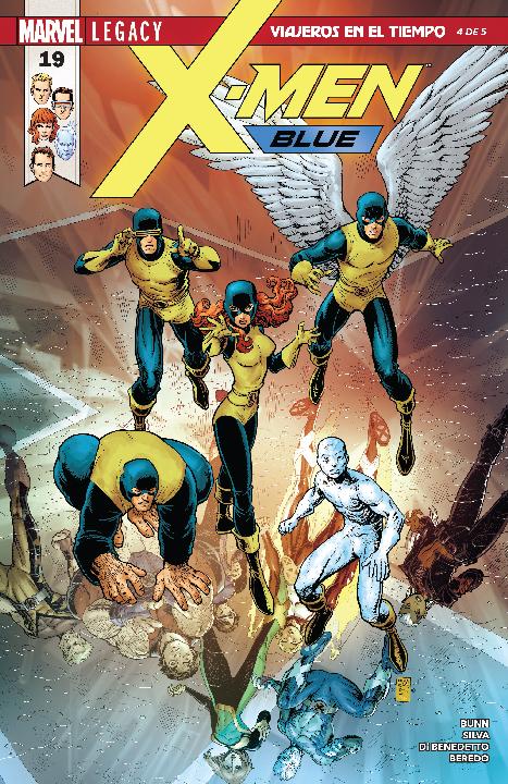 X-Men Blue #19
