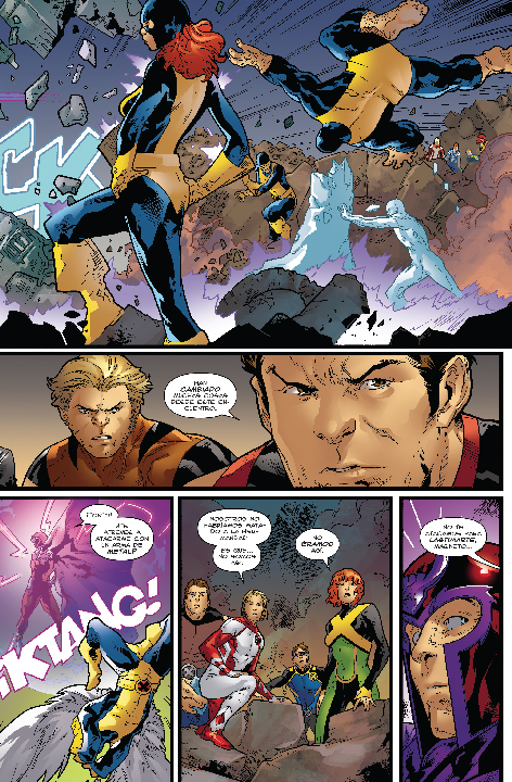 X-Men: Gold Vol. 2: Imperios malignos