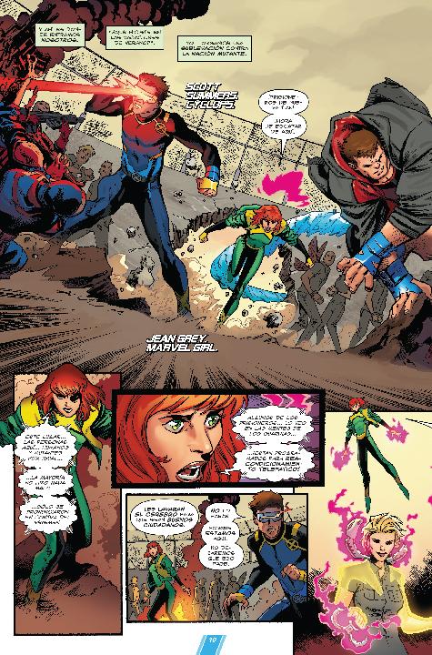 X-Men: Blue Vol. 2: Labor y penuria