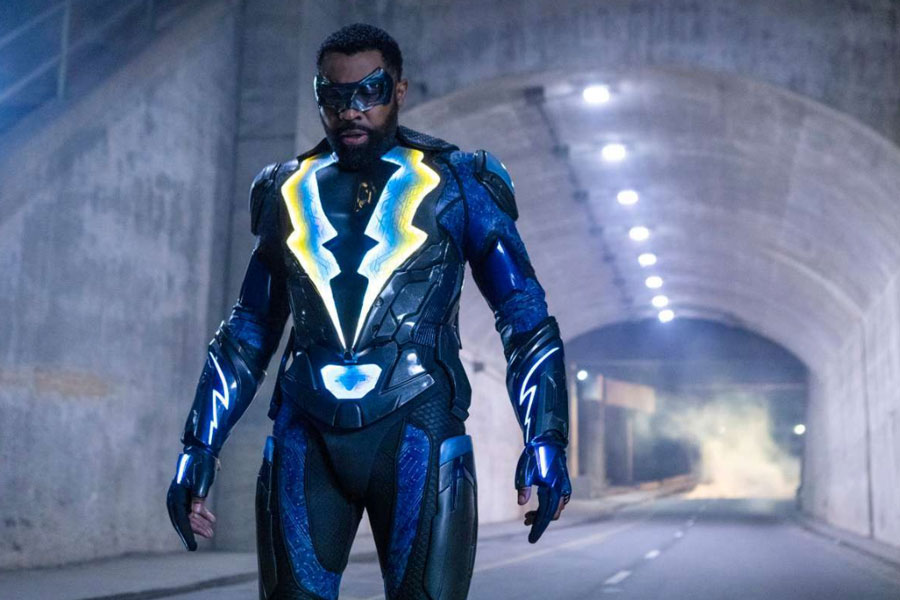 Black Lightning participará en Crisis on Infinite Earths.