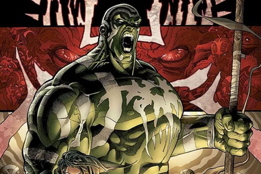 Aboriginal Hulk