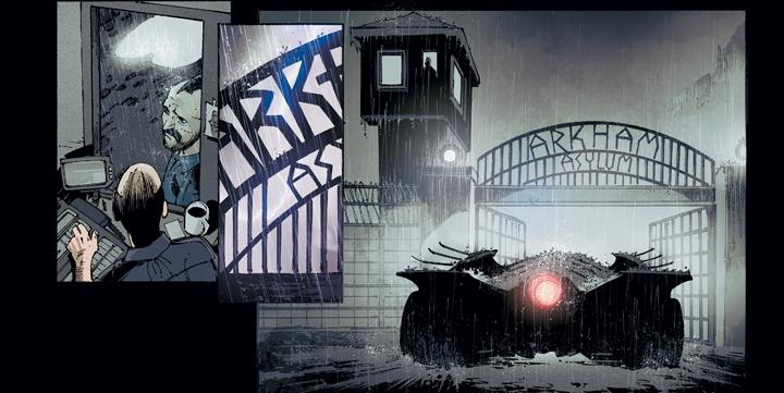 Asilo Arkham vs la Zona Fantasma: ¿Qué prisión es la más temida?