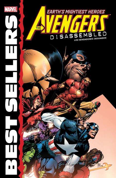 Comics indispensables para conocer a los Avengers