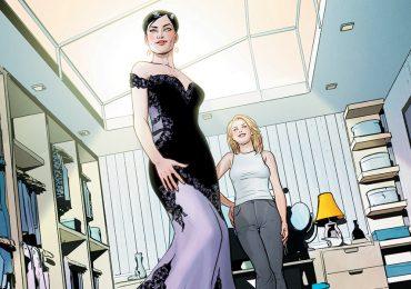 El vestido de novia de Catwoman, en la perspectiva de Jöelle Jones