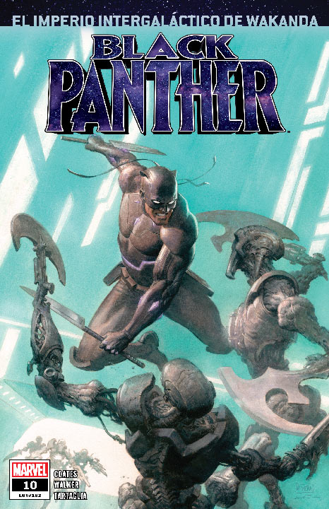 Black Panther (2018- ) #10