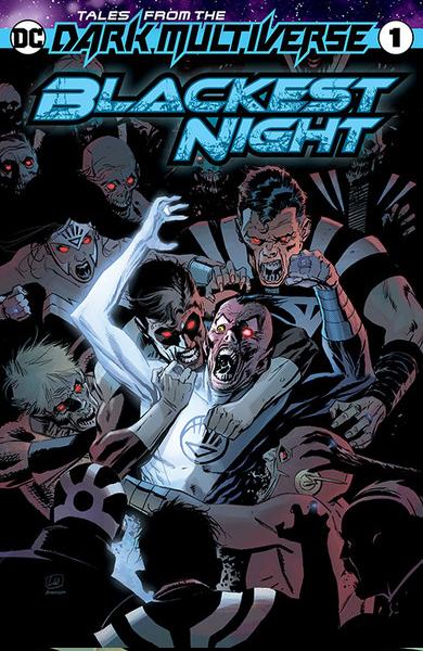 Blackest Night emergerá de nuevo con una versión más 'oscura'
