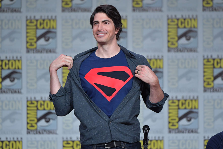 Brandon Routh participará en Crisis on Infinite Earths.