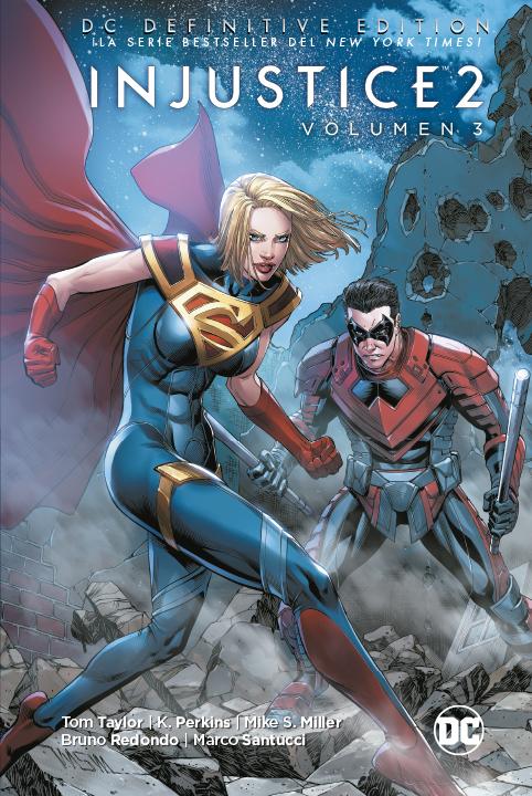 DC Definitive Edition Injustice 2: Volumen 3