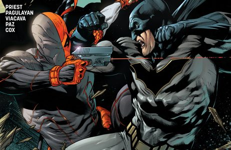 DC Semanal: Deathstroke vs Batman #3 (de 6)