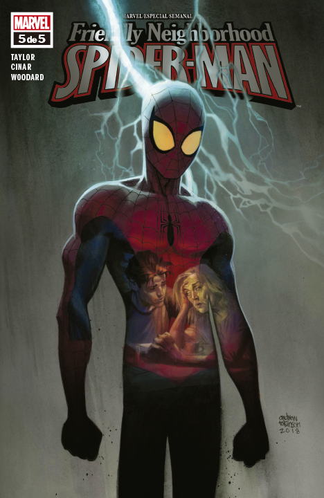 Friendly Neighborhood Spider-Man #5 (de 5)