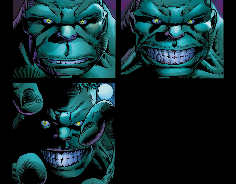 TOP 5: Momentos másespectaculares en The Immortal Hulk