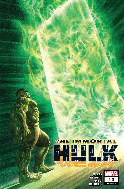The Immortal Hulk (2018- ) #10