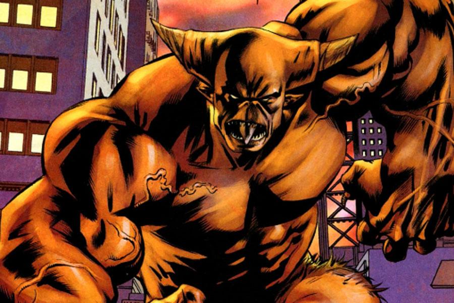 Infernal Hulk