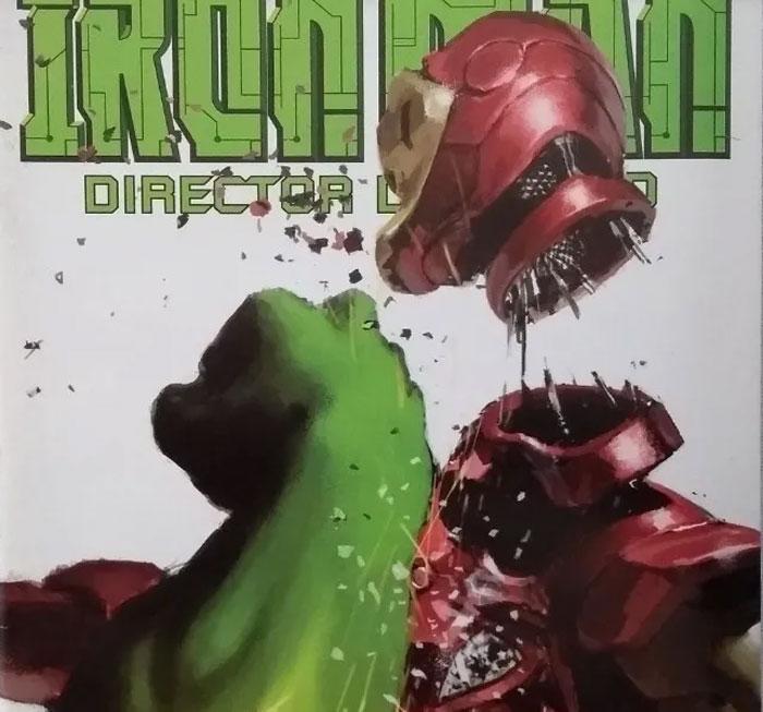 Top 5: acciones de Iron Man en contra de otros héroes