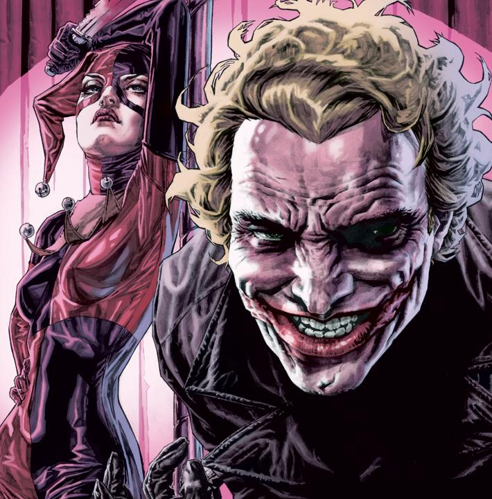 Joker deja el Arkham Asylum para llegar a SMASH y DC Comics México