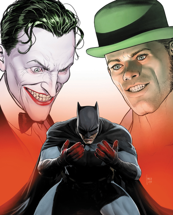 Los aliados del Joker