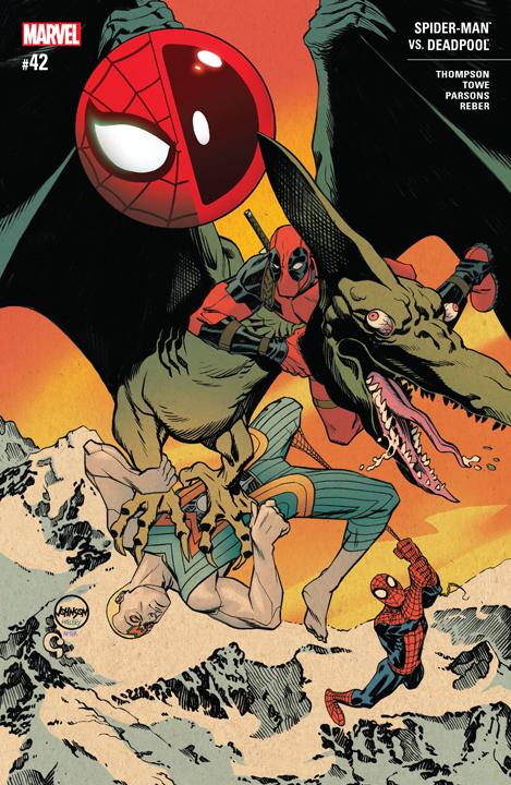 Spider-Man/Deadpool #42