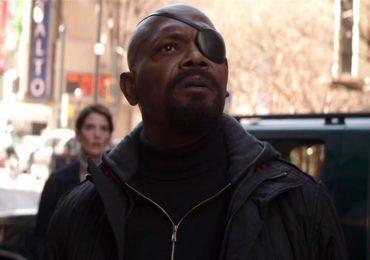 Nick Fury tenía un cameo diferente para Avengers: Infinty War