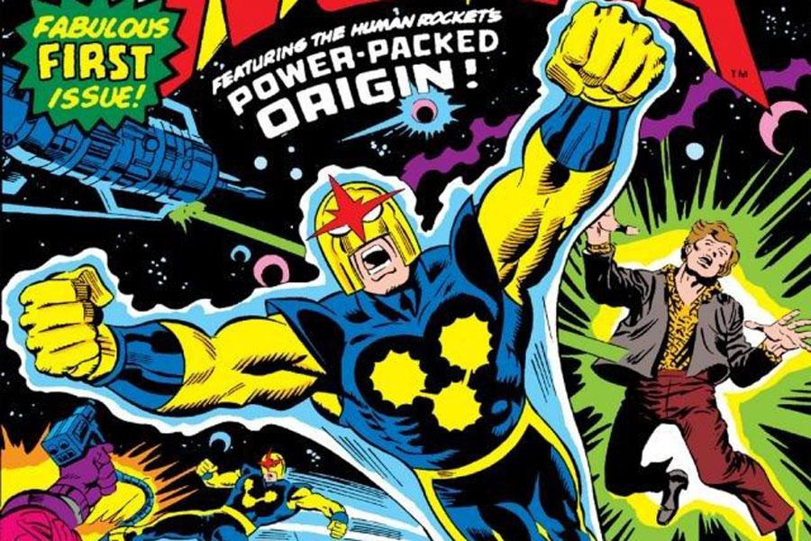 Nova fue introducido al MCU en Avengers: Endgame