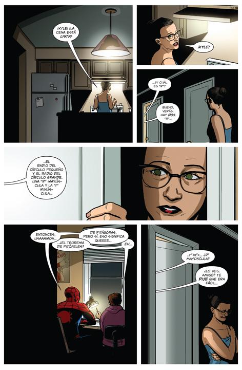 ¿Qué le hizo ganar un Eisner a Peter Parker: The Spectacular Spider-Man?