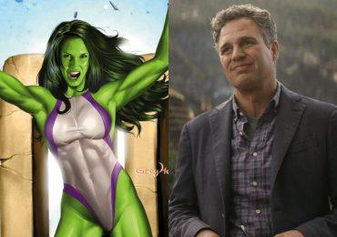 Mark Ruffalo le da la bienvenida a She-Hulk a Marvel Studios