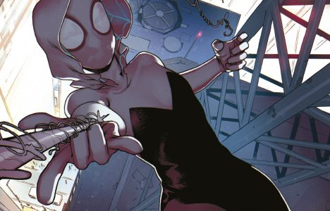 Spider-Gwen: Ghost-Spider #5