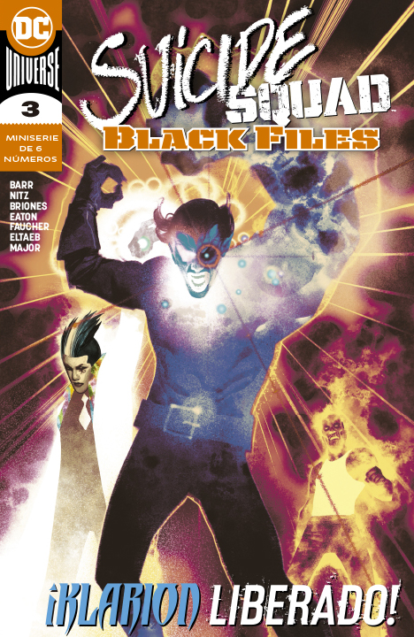 Suicide Squad Black Files #3