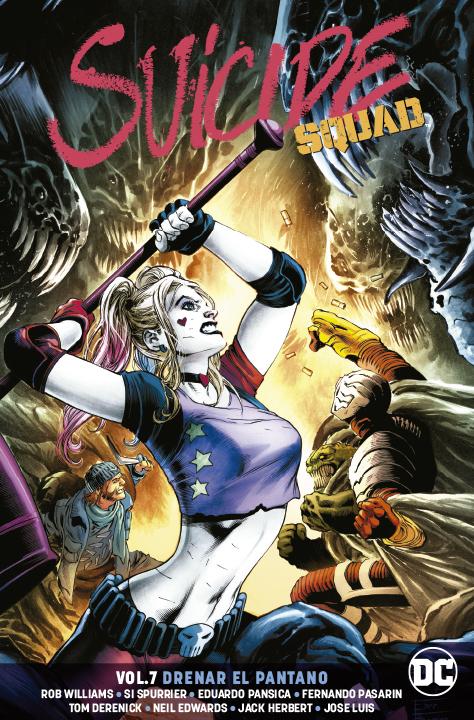 Suicide Squad Vol. 7: Drenar el Pantano