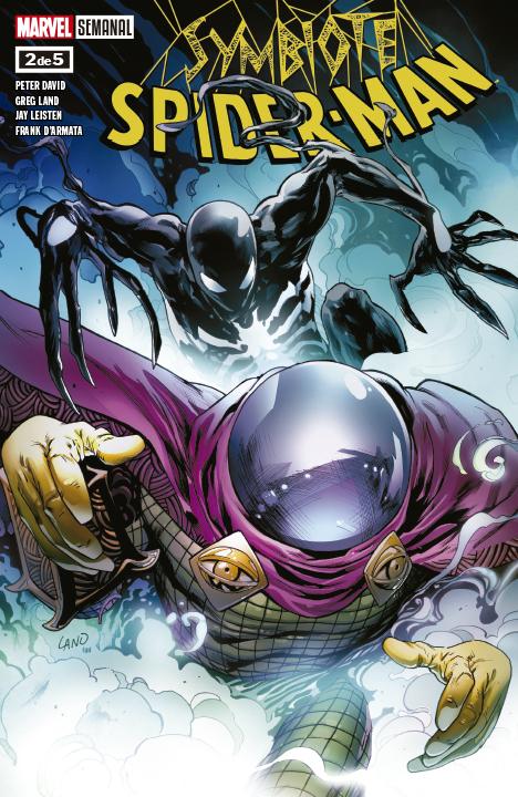 Symbiote Spider-Man #2 (de 5)