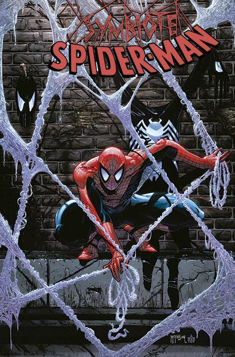 Symbiote Spider-Man llega a Marvel Comics México y SMASH