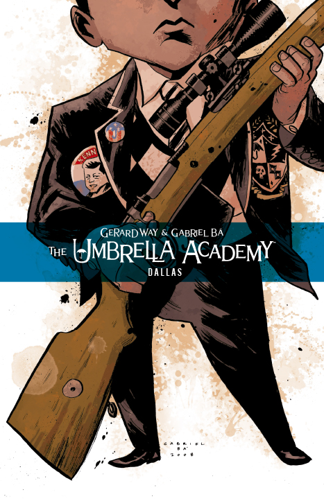 The Umbrella Academy: Dallas Vol. 2