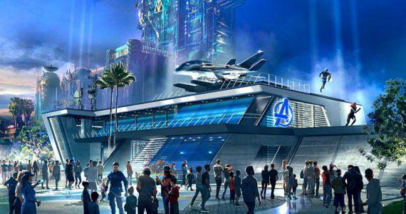 Todos los personajes que estarán en el Avengers Campus de Disneyland