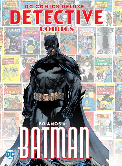 Detective Comics 80 Años de Batman