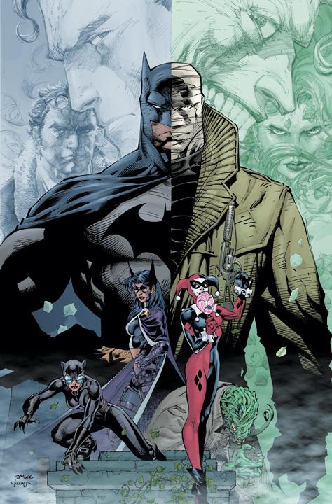 Top 10: Las mejores portadas de Jim Lee para DC Comics