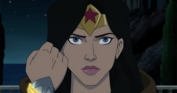 ¡Emociónate con el primer tráiler de Wonder Woman: Bloodlines!