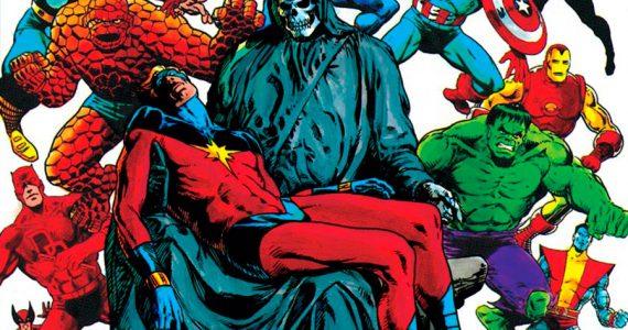 1980, la nueva era de escritores de Marvel