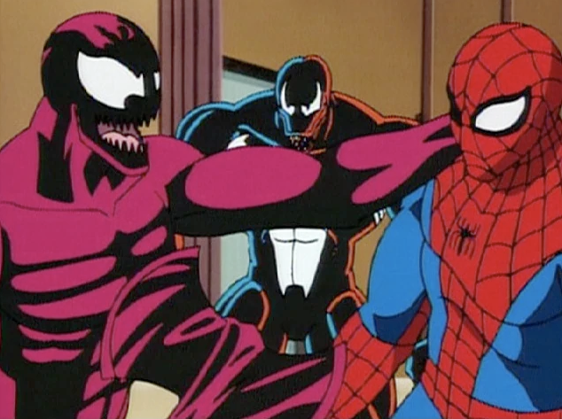 Spider-Man, serie animada de Marvel.