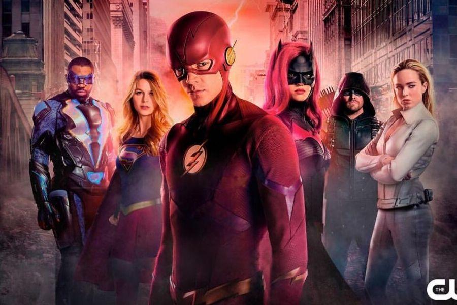 Calendario de fechas de series de DC.